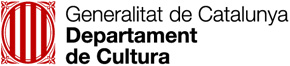 Generalitat de Catalunya, departament de cultura
